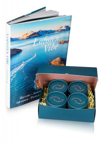 "Lofoten Seaweed Geschenkbox ""Lofoten"""